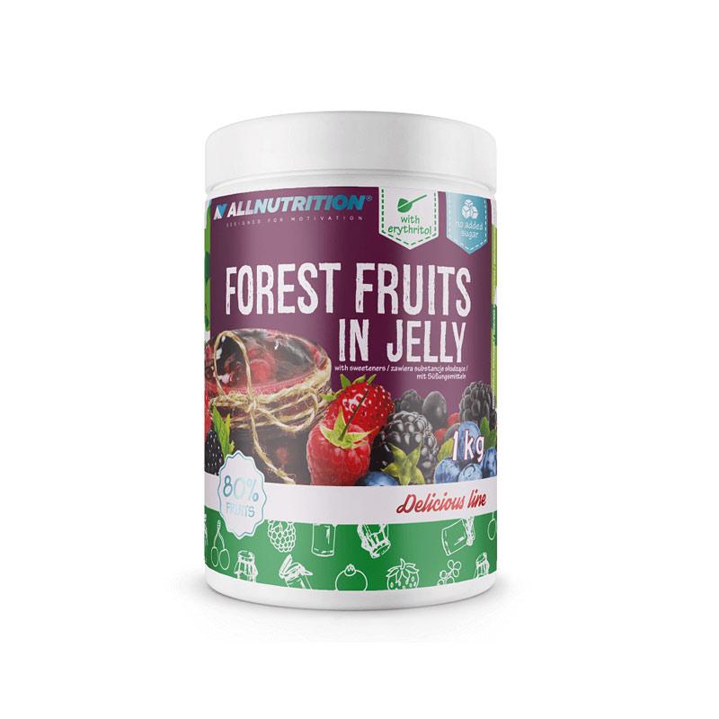 fruzelina w owocach
